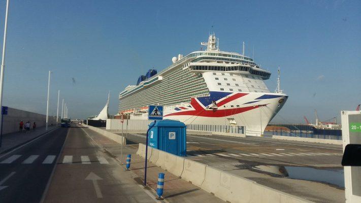 P&O Cruises lanza programa de entretenimiento online