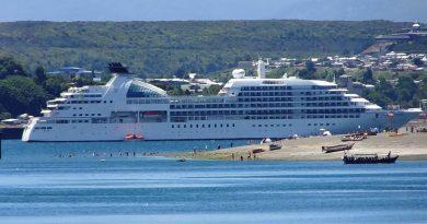 Puerto Montt espera recibir siete cruceros más que la temporada pasada