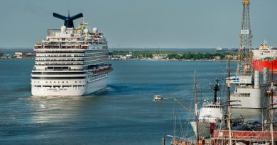 Port of Galveston prepara sus terminales para retorno de los cruceros