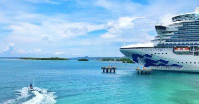Comedores de Princess Cruises ganan premio por su carta de vinos