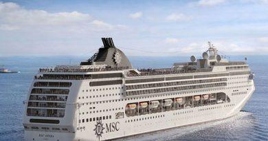MSC tendrá dos cruceros con destino a Sudáfrica para la temporada 2020-2021