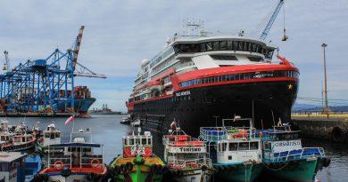 Inchcape cataloga como alentador el inicio de la temporada de cruceros en Chile pese al estallido social