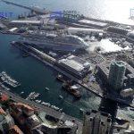 Video: Recorre el terminal y muelle de cruceros del Puerto de Savona tras su remodelación