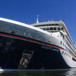 Galería: La recalada del nuevo Hanseatic Inspiration a Valparaíso