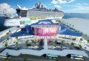EE.UU.: Royal Caribbean comienza construcción de nueva terminal de Puerto de Galveston
