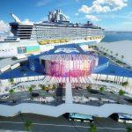 Puerto de Galveston y Royal Caribbean firman contrato para construir nuevo terminal de cruceros
