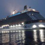 Galería: Celebrity Eclipse recala a Puerto Montt