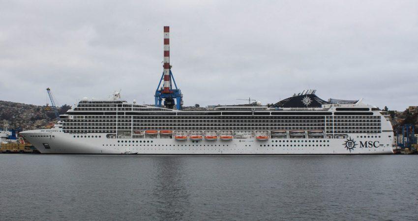 Crucero MSC Magnifica Valparaiso TPS (11)