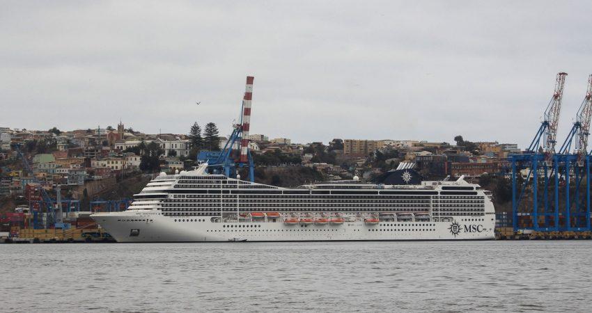 Crucero MSC Magnifica Valparaiso TPS (7)