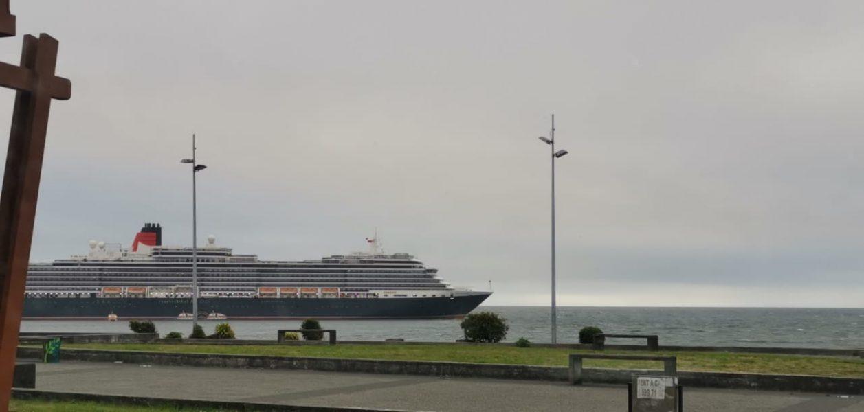 Queen Victoria cancela recalada a Puerto Montt por condiciones meteorológicas