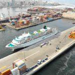 Galería: Puerto de Iquique recibe al Amadea