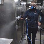 Video: Así funciona el sistema de autodesinfección de Lindblad Expeditions