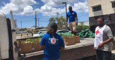 Fred.Olsen dona contenedor con alimentos a Barbados tras cancelar viaje del Braemar