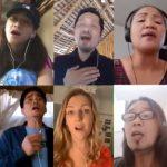 Video: La versión de 'Heal the World' de los tripulantes de Fred.Olsen