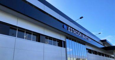 600 cruceristas españoles arriban al Puerto de Málaga
