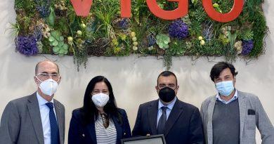 Atlantic Vigo Cruise Terminal obtiene el certificado de Biological Risk Control