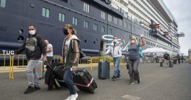 Las Palmas celebra aumento en cifras de cruceros
