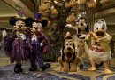 Disney Cruise desplegará sus fiestas Halloween on the High Seas y Very Merrytime Cruises en toda su flota 2022